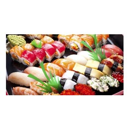 Frozen Sushi, Frozen Salmon, Frozen Shrimp, Halal Manufacturers