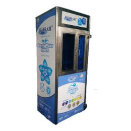 Water Filtration System Fiber Hijrah Vending Machine