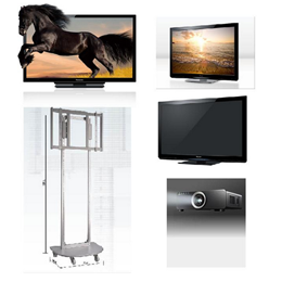 60inch LED TV Rental