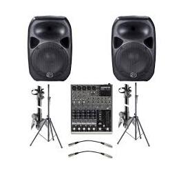 Sound System & Lighting System Rental