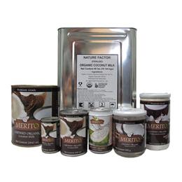 MeritO Organic Coconut Milk 270 ml, MeritO Organic Coconut