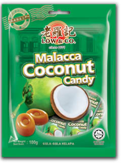 LOW & CO Coconut Candy