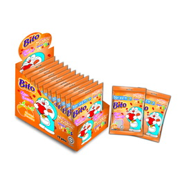 Bito Doraemon Love Gummy - Orange