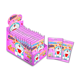 Bito Doraemon Love Gummy - Peach