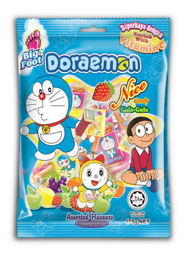 Big Foot Nice Candy (Doraemon)