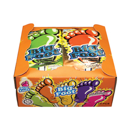 Big Foot Sour Powder + Lollipop (Box)