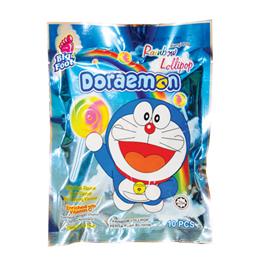 Big Foot Rainbow Lollipop (Doraemon)