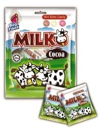 Milko Mini Bites Candy - Cocoa