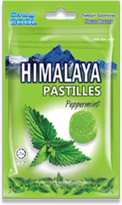 Himalaya Pastille- Peppermint