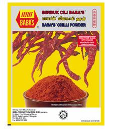 Baba S Murukku Flour Baba S Briyani Spice Baba S Chilli Powder Baba S Turmeric Powder Baba S